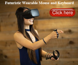 Tap with Us - Wearable Keyboard and Mouse